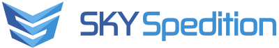 logo sky spedition